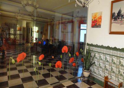 Sala de visitas El Cristo Roto