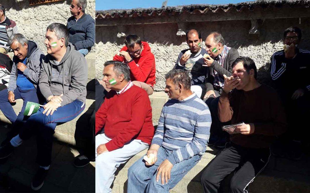 La Residencia de Gravemente Afectados 'El Cristo Roto' celebró el Día de Andalucía con diversas actividades